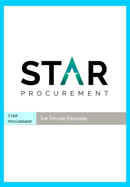 Top tips for tendering